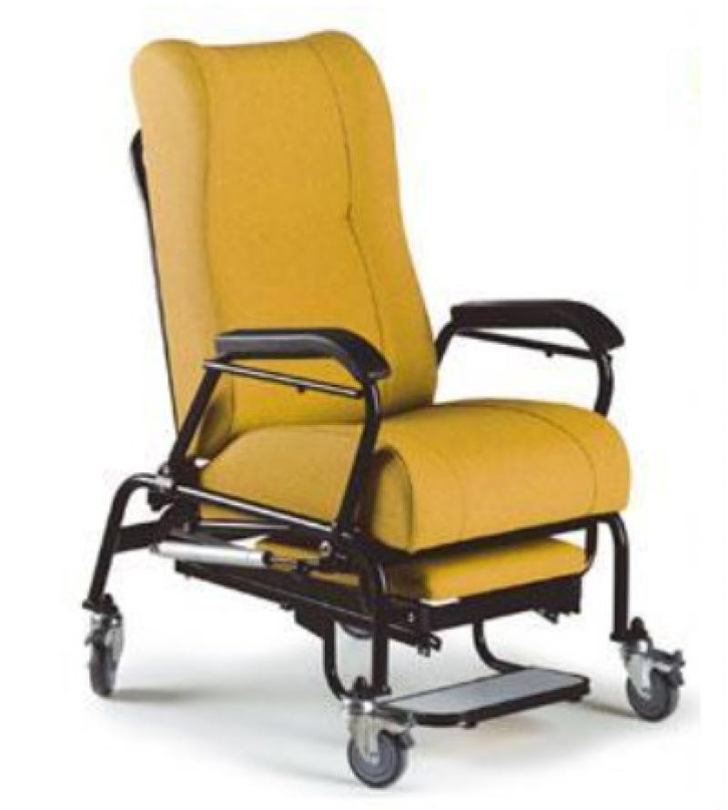 Sill n postural con ruedas ortopedia plaza for Sillon de 1 plaza